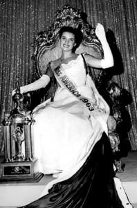 Jacqueline Mayer, Miss America 1963